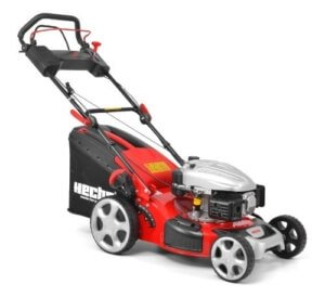 Hecht 548 SX Rot Benzin-Rasenmäher -