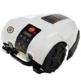 Alpina AR1 500 Mähroboter Ideal für Rasenflächen bis 500 m².Hochwertiger 25,2 V Bürstenmotor.Hohe Mähleistung pro Stunde.Kipp- & Überschlagschutz.Mit Regensensor. -