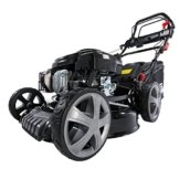 BRAST Benzin Rasenmäher 4,4kW (6PS) incl. Selbstantrieb GT Markengetriebe 196ccm -