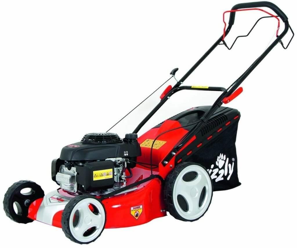 Guter-Rasenmaeher-mit-Honda-Motor