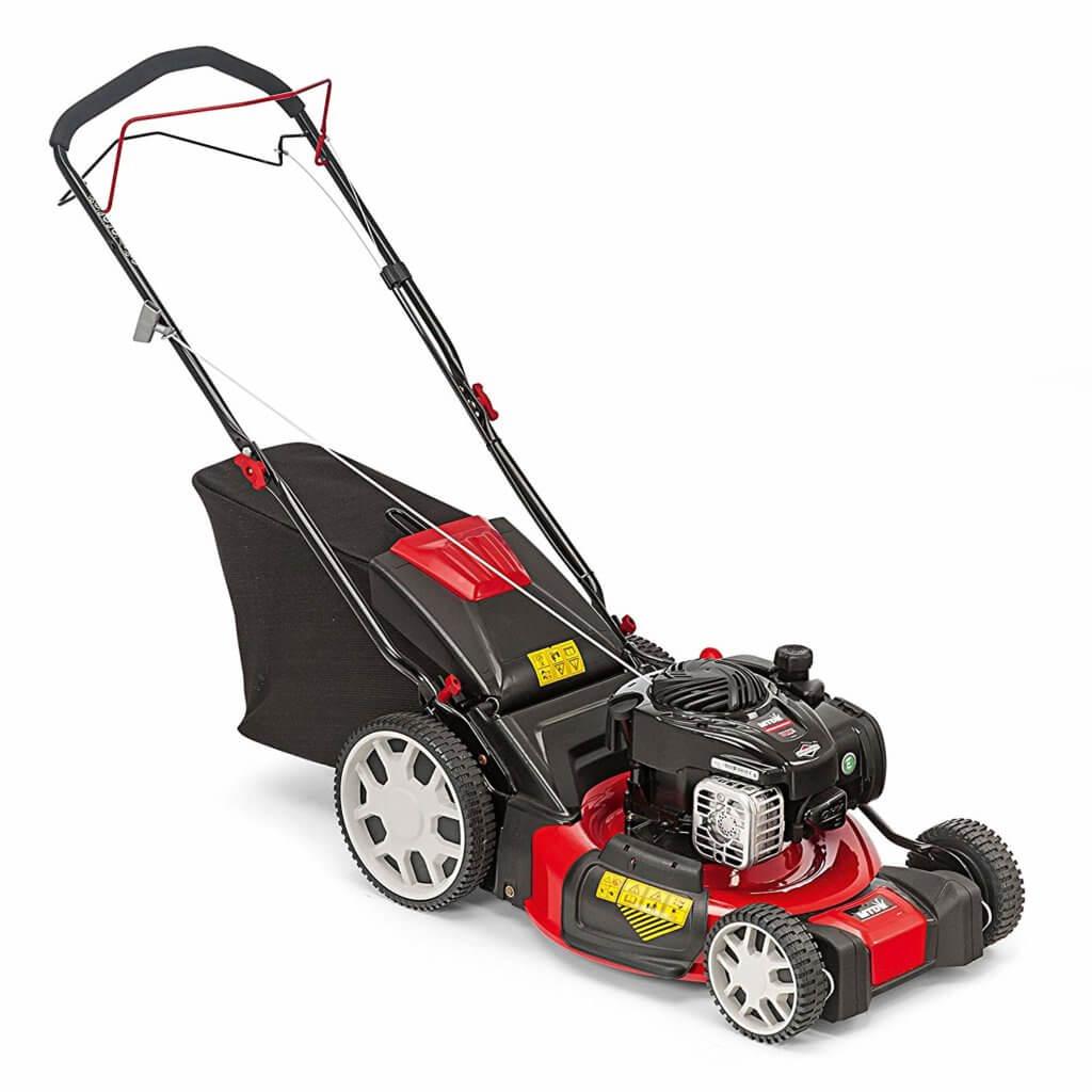 Rasenmäher mit Honda Motor