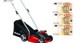 Rasenmäher bis 150 Euro