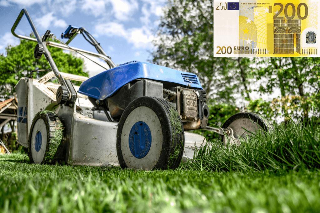 Rasenmäher bis 200 Euro