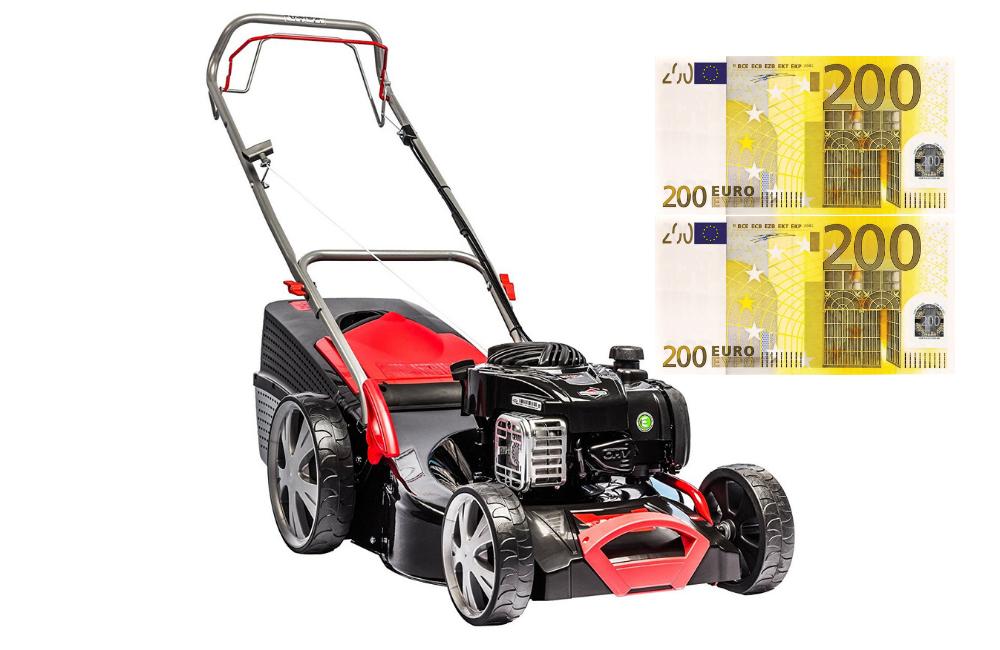 Rasenmäher bis 400 Euro
