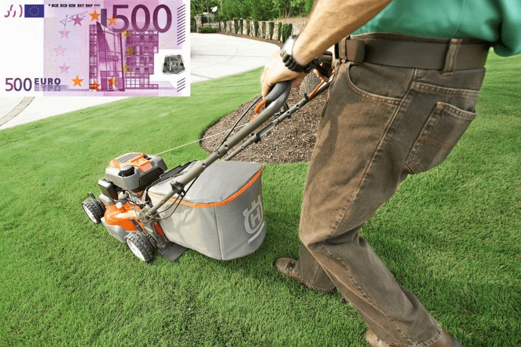 Rasenmäher bis 500 Euro