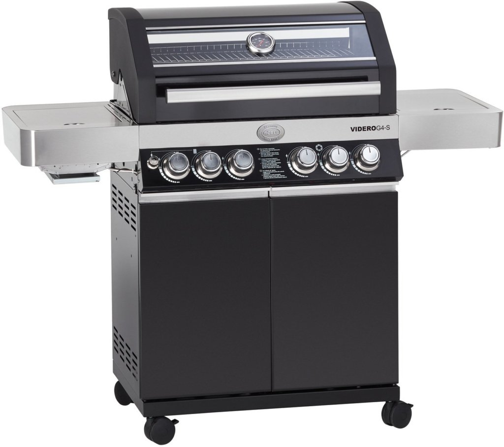 Gasgrill 4 Brenner Sizzle Zone