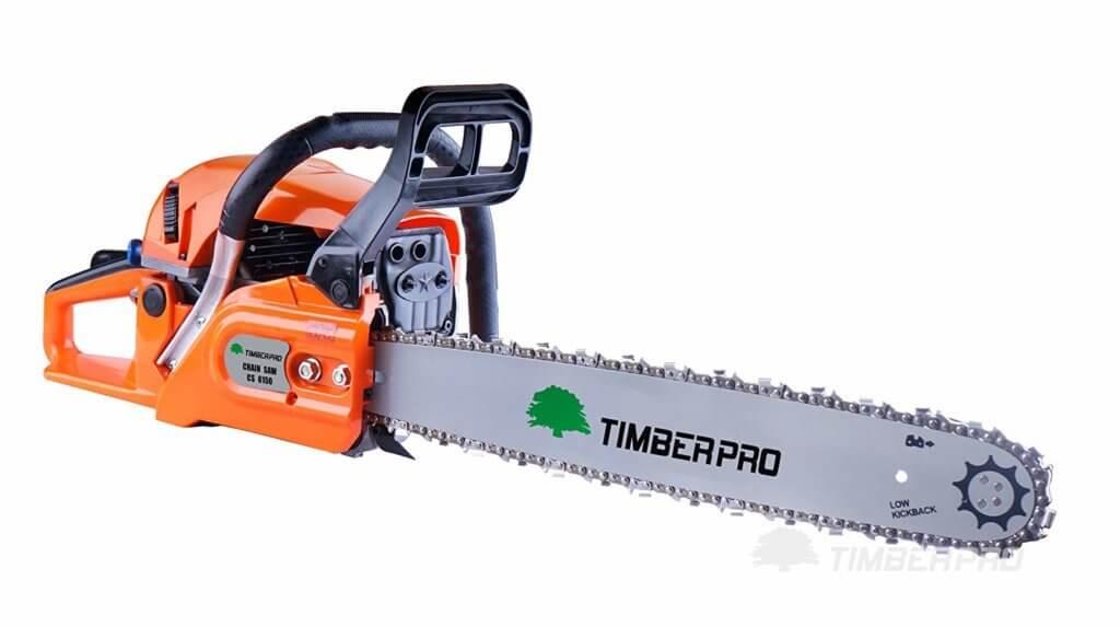 Timberpro Kettensäge Test Erfahrungen