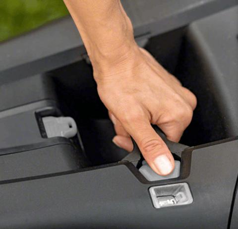 Bosch Elektro Rasenmäher