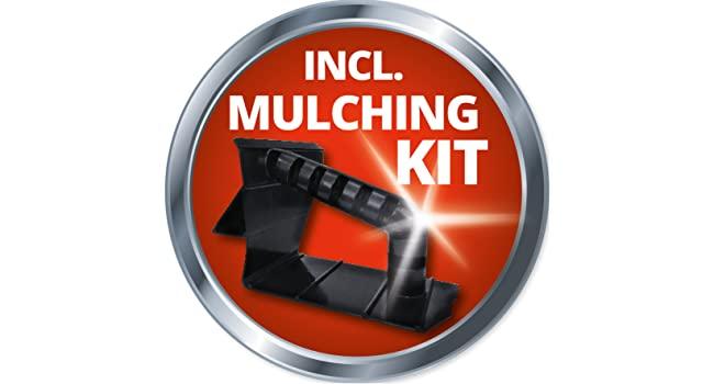 Mulchkit Mulchfunktion