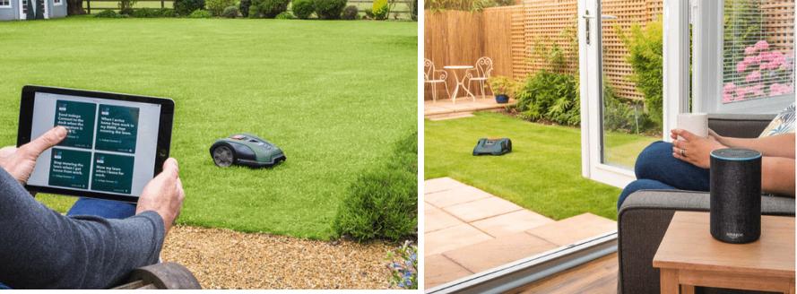 Smart Gardening App und Alexa
