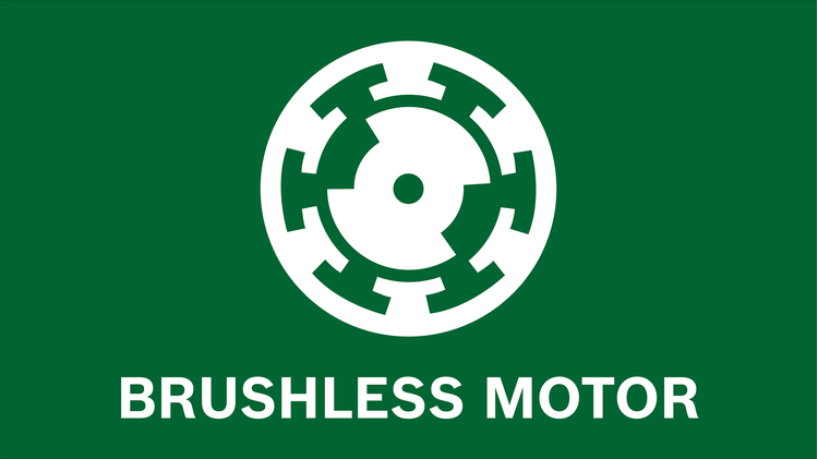 Bürstenlos brushless