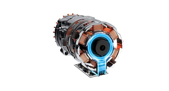 Kompakt handlich Motor