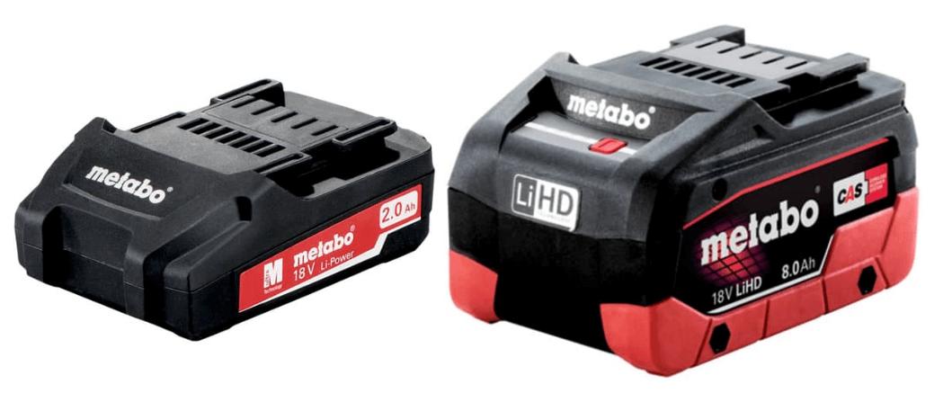Metabo 18 Volt Akkuschrauber